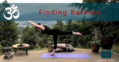 A Finding Balance Yoga Flow